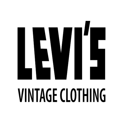 STICKERS LEVIS VINTAGE CLOTHING
