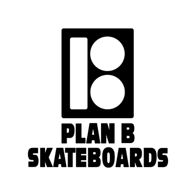 STICKERS PLAN B SKATEBOARDS