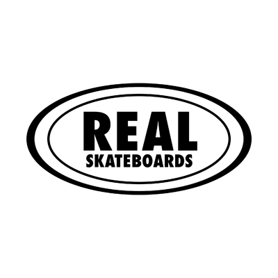 STICKERS REAL SKATEBOARDS