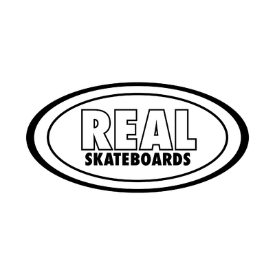 STICKERS REAL SKATE BOARDS