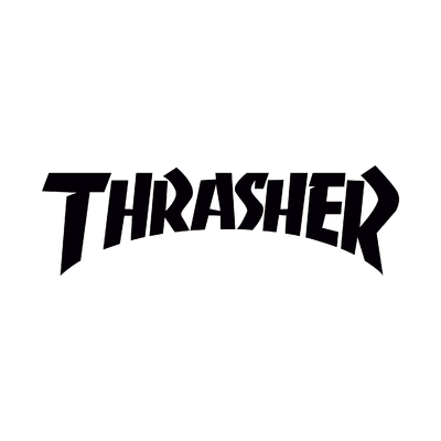 STICKERS TRASHER