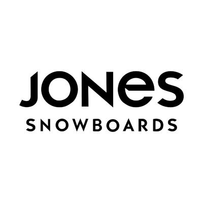 STICKERS JONES SNOWBOARDS