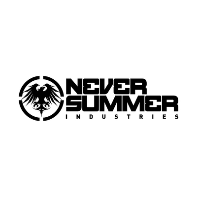 STICKERS NEVER SUMMER INDUSTRIES
