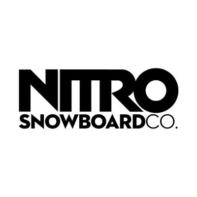 STICKERS NITRO SNOWBOARD CO