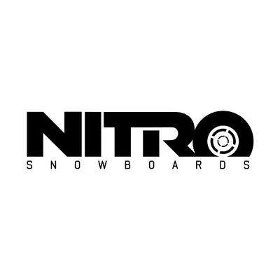 STICKERS NITRO SNOWBOARDS