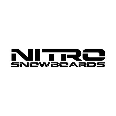 STICKERS NITRO SNOWBOARD