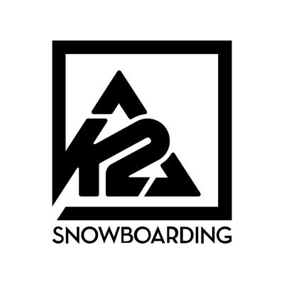 STICKERS K2 SNOWBOARDING