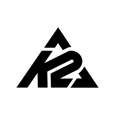 STICKERS K2 LOGO
