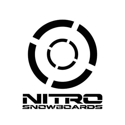 STICKERS NITRO SNOWBOARD ALT