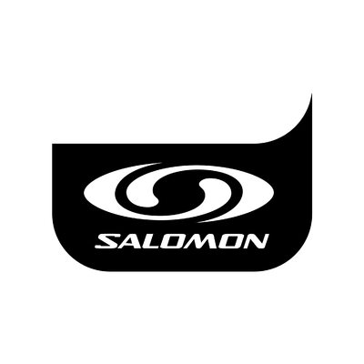STICKERS SALOMON LOGO