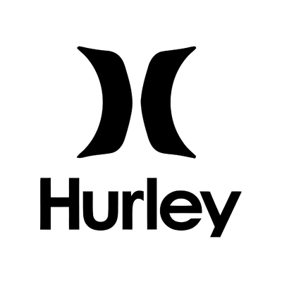 STICKERS HURLEY SURF