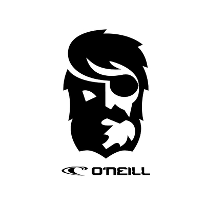 STICKERS O'NEILL PIRATE