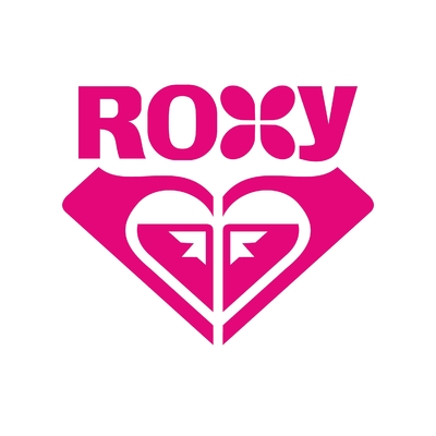 STICKERS ROXY SURF