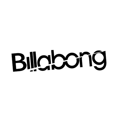 STICKERS BILLABONG CUT