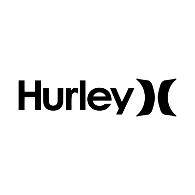 STICKERS HURLEY
