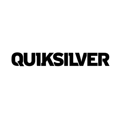 STICKERS QUIKSILVER ECRITURE