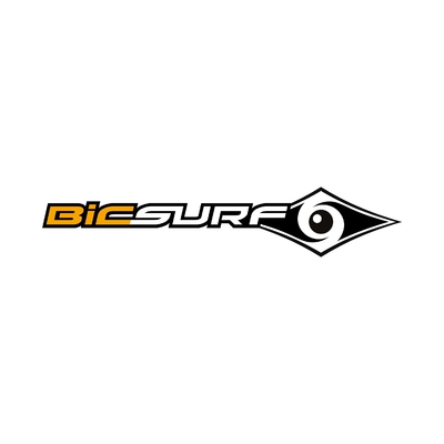 STICKERS BIC SURF