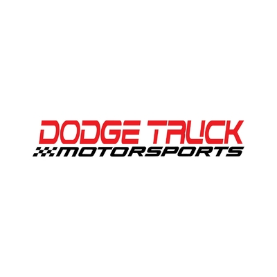 STICKERS DODGE TRUCK MOTORSPORTS