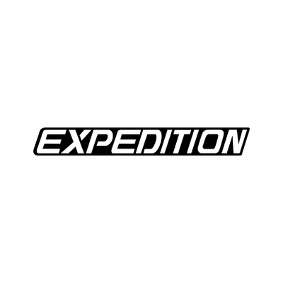 STICKERS FORD EXPEDITION LOGO