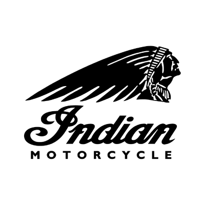 STICKERS INDIAN MOTORCYCLE LOGO
