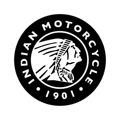 STICKERS LOGO INDIAN MOTORCYCLE