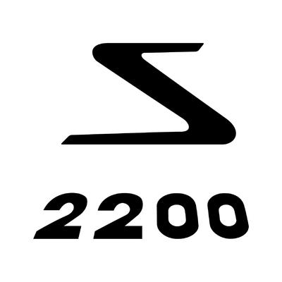 STICKERS SOLEX S 2200