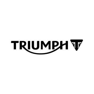 STICKERS TRIUMPH MOTO