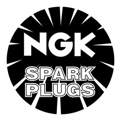 STICKERS NGK LOGO