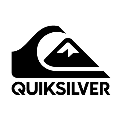 STICKERS QUIKSILVER SURF