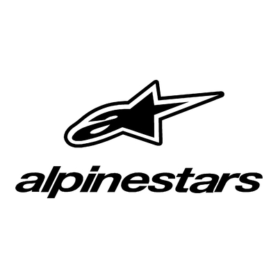 STICKERS ALPINESTARS PLEIN