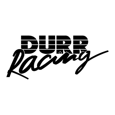 STICKERS DURR RACING