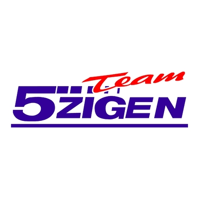 STICKERS 5ZIGEN TEAM