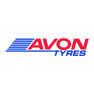 STICKERS AVON TYRES COULEURS