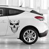 stickers-tete-de-mort-face-ref3cranevoiture-autocollant-crane-sticker-skull-deco-voiture-décoration-auto