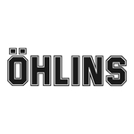 sticker ohlins ref 1 tuning audio sonorisation car auto moto camion competition deco rallye autocollant