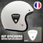 stickers-casque-moto-ducati-corse-ref1-retro-reflechissant-autocollant-moto-velo-tuning-racing-route-sticker-casques-adhesif-scooter-nuit-securite-decals-personnalise-personnalisable-min