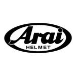 sticker arai ref 1 tuning auto moto camion competition deco rallye autocollant