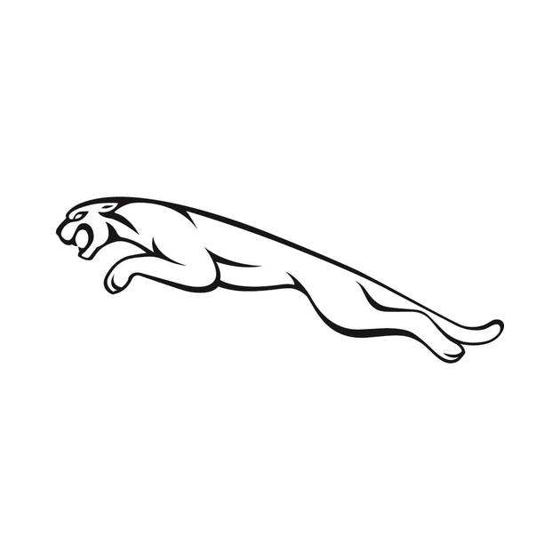 stickers jaguar logo autocollant voiture. Black Bedroom Furniture Sets. Home Design Ideas