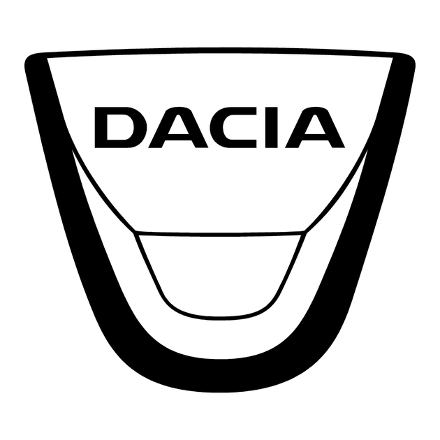 stickers dacia