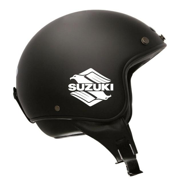 stickers suzuki intruder r tro r fl chissant casque moto. Black Bedroom Furniture Sets. Home Design Ideas