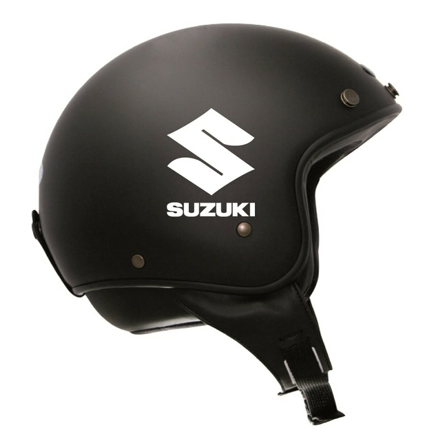 stickers suzuki r tro r fl chissant casque moto. Black Bedroom Furniture Sets. Home Design Ideas