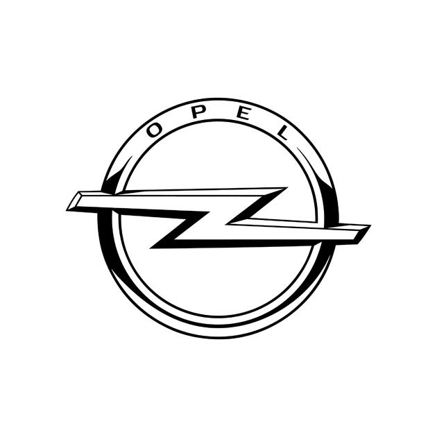 stickers opel logo 2 autocollant voiture. Black Bedroom Furniture Sets. Home Design Ideas