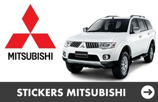 stickers-mitsubishi-4x4-autocollant-tout-terrain-suv