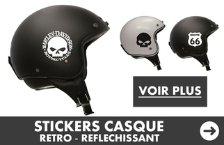stickers moto et autocollant pour votre casque. Black Bedroom Furniture Sets. Home Design Ideas