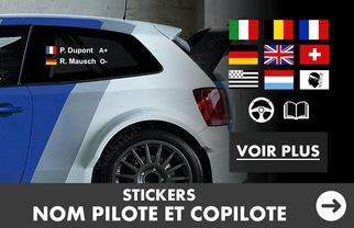 stickers-nom-pilote-copilote-autocollant-rallye-drapeaux-groupe-sanguin-blood-group-pilot-name