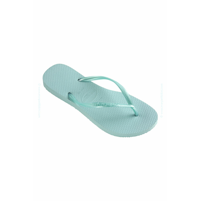 Light Blue Flip-flops Slim