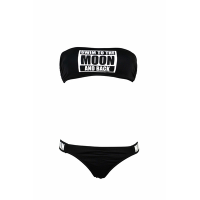 Two piece black swimsuit Moon Banana Moon Teens