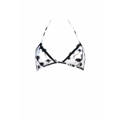 Black and white triangle swimsuit Palma Banana Moon Teens (Top)