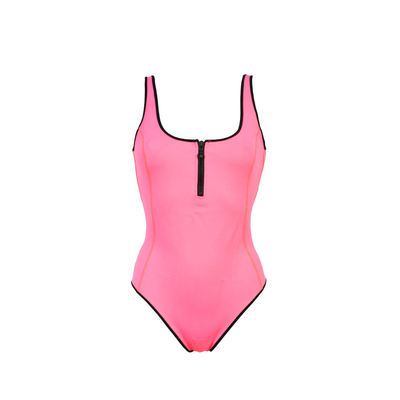 One-piece swimsuit pink Cardio Banana Moon Teens