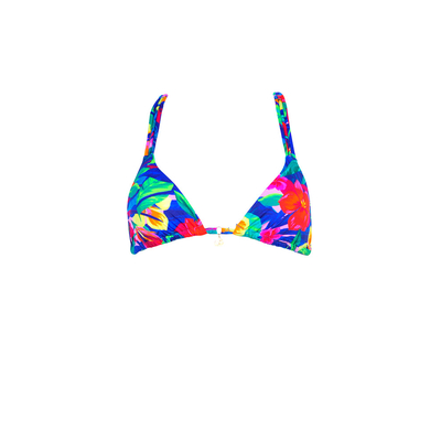 Triangle multicolor swimsuit Limoni Banana Moon Teens (Top)